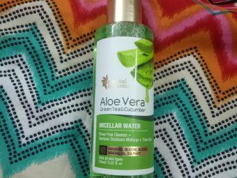 Oriental Botanics Aloe Vera, Green Tea & Cucumber Micellar Water pic 2-Lets Rejuvenate-By kritikaratta