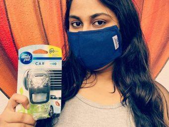 Ambi Pur Car Air Freshener – Exotic Jasmine -Feels like jasmine shower-By pratz_nahar74