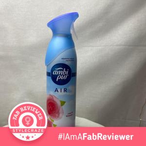 Ambi Pur Air Freshener – Rose and Blossom -Best home fresheners-By sugandhaduggal