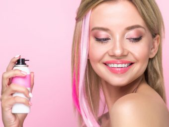 10 Best Pink Hair Sprays You Will Absolutely Love!