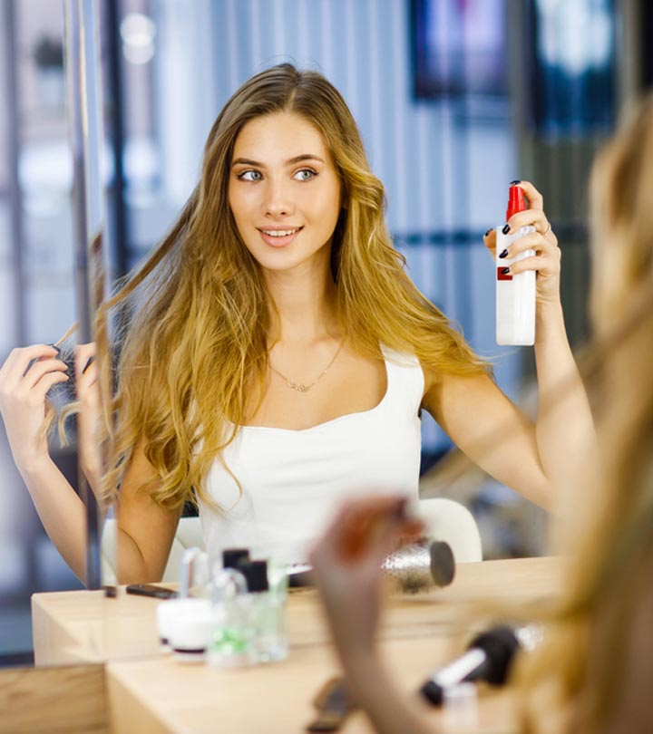11 Best Hair Powder Sprays To Use If You Want Bouncy Hair