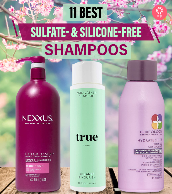 11 Best Sulfate- And Silicone-Free Shampoos