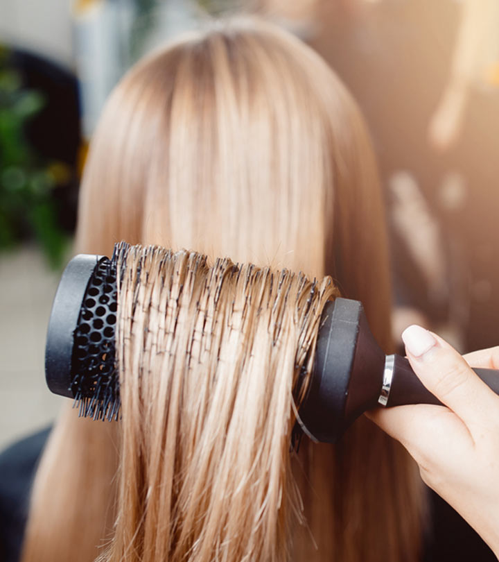 13 Best Hair Dryer Brushes For All Hair Types Of 2020