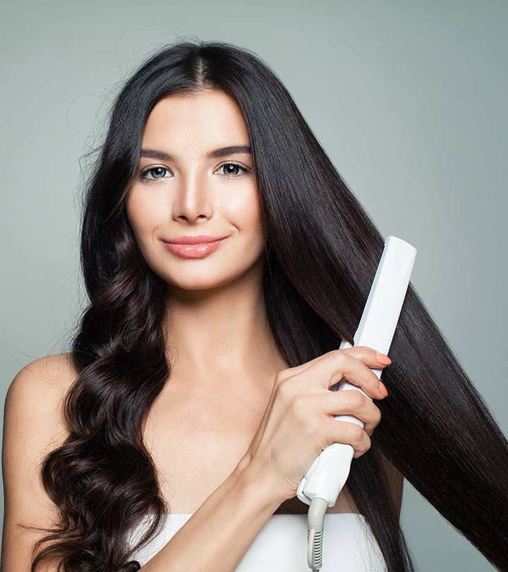15 Best Hair Straighteners And Flat Irons Of 2020 For All Hair Types
