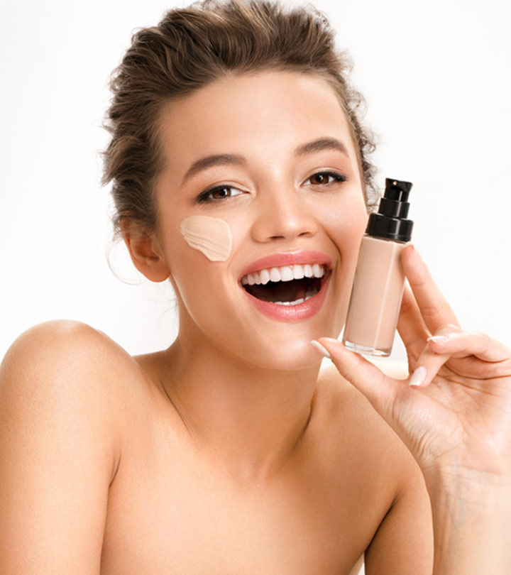 15 Best Natural And Organic Foundations Of 2021