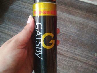 Gatsby Set & Keep Hair Spray Extreme Hold -Budget friendly setting spray-By vaishnavi11