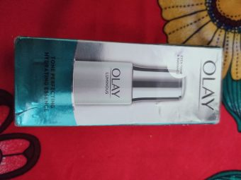 Olay White Radiance Advanced Fairness Tone Perfecting Hydrating Essence -Highly recommended-By shreyagarwal
