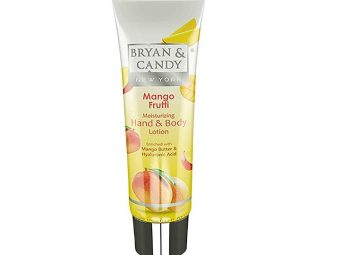 Bryan & Candy New York Mango Frutti Hand and Body Lotion -Killer smell-By akum