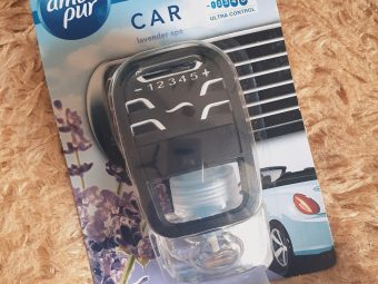 Ambipur Car Air Freshener Lavender Spa pic 3-Soothing and refreshing-By jyoti_s