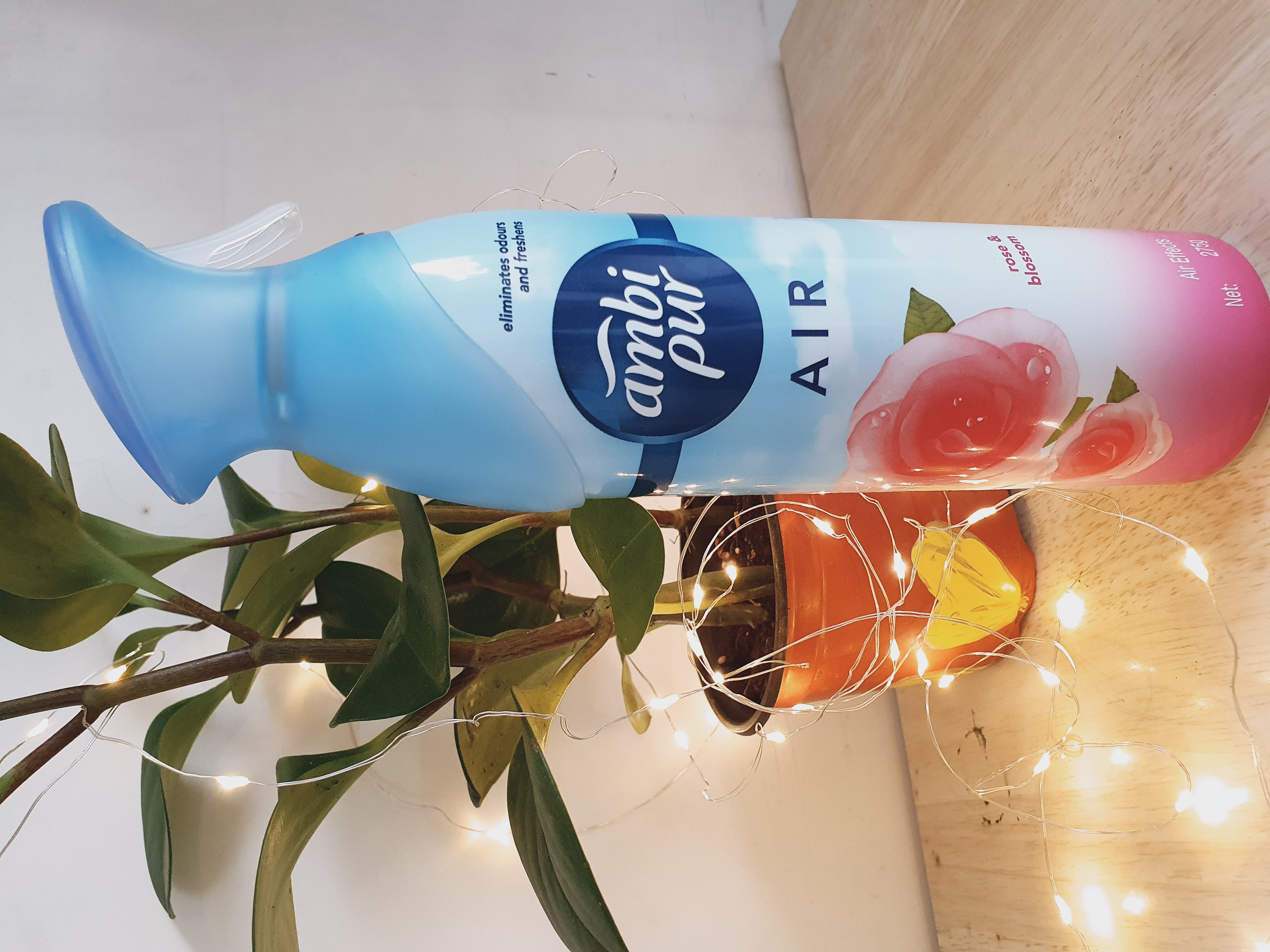 Ambi Pur Air Freshener – Rose and Blossom pic 3-Mild, Fresh and beautiful-By jyoti_s