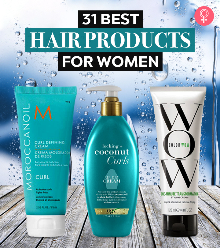 31 Best Hair Products For Women – Reviews