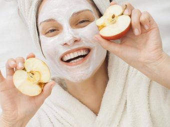 5 Benefits Of Apple For Skin in Hindi