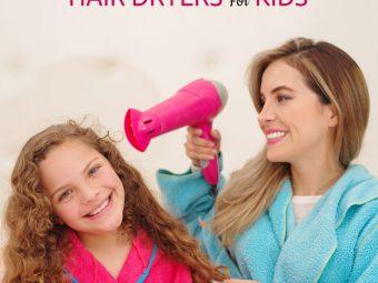 5 Best Hair Dryers For Kids – 2020