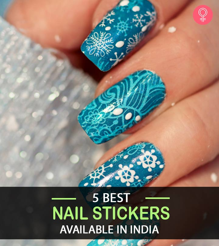 5 Best Nail Stickers Available In India