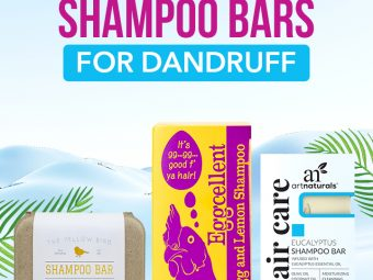 5 Best Shampoo Bars Of 2020 For Dandruff