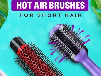 7 Best Hot Air Brushes For Short Hair