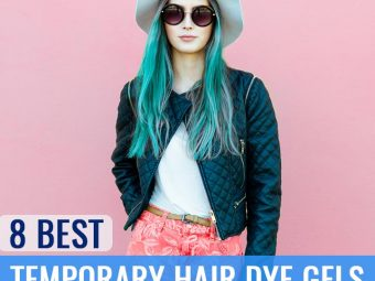 8 Best Temporary Hair Dye Gels