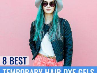 8 Best Temporary Hair Dye Gels