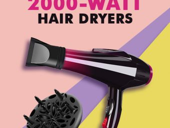9 Best 2000-Watt Hair Dryers Of 2020