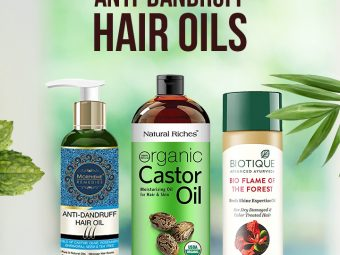 9 Best Anti-Dandruff Hair Oils Of 2020