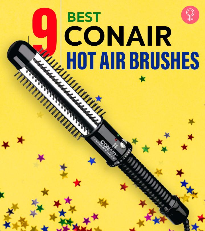 9 Best CONAIR Hot Air Brushes Of 2020