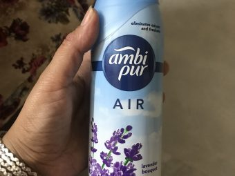Ambipur Air Freshener Lavender Bouquet -Great fragrance product!-By criesandgiggles@gmail.com