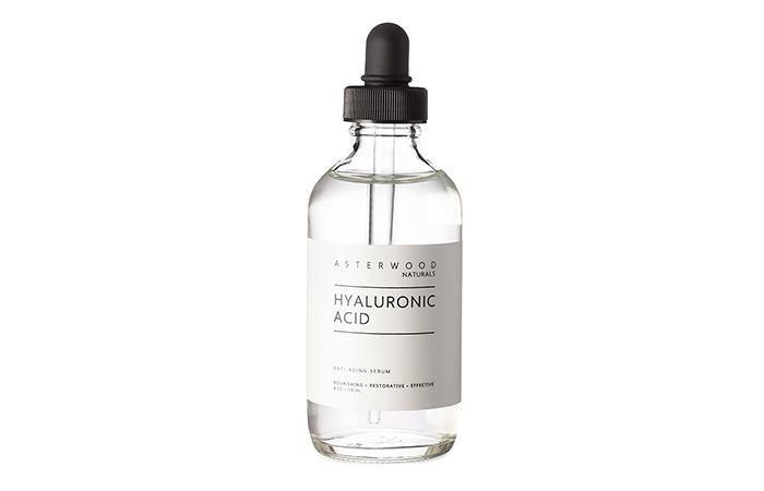 Asterwood Naturals Hyaluronic Acid