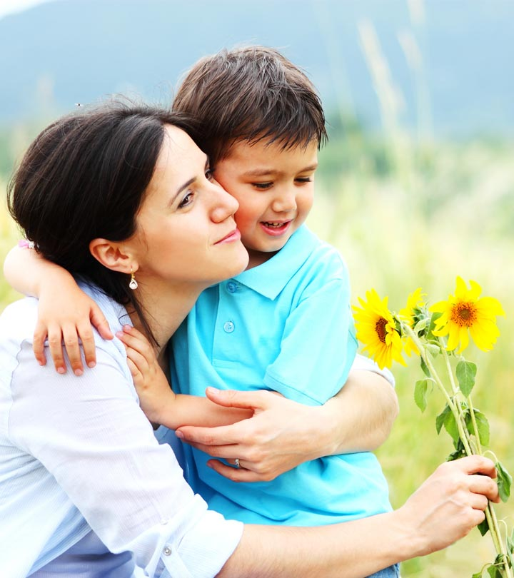 Beautiful Mother Son Quotes In
