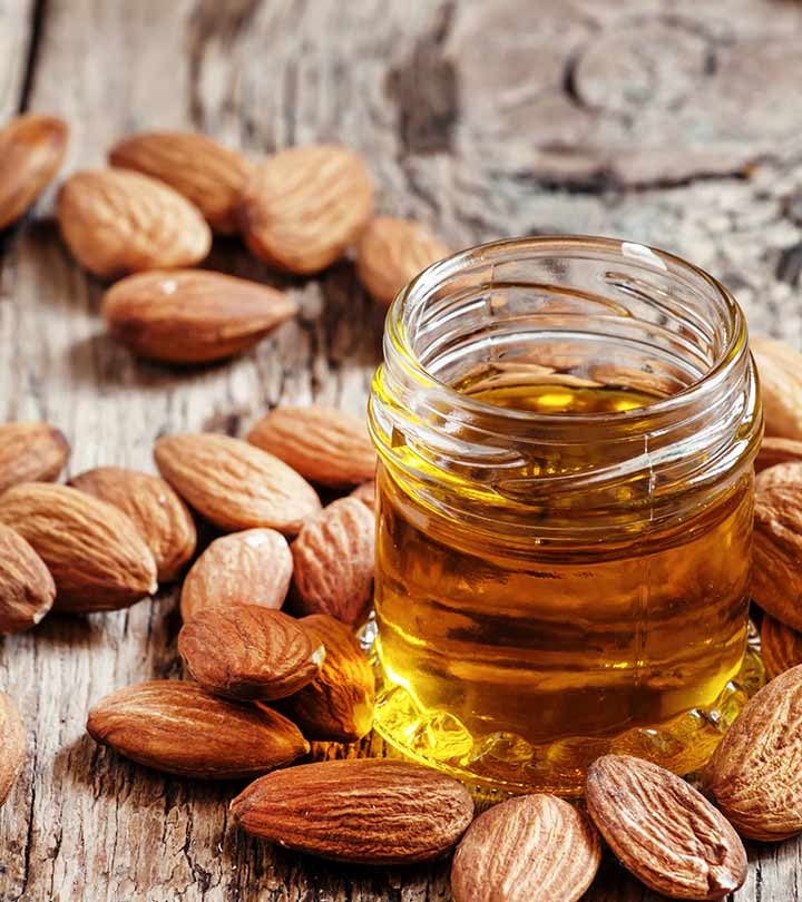 Benefits Of Almond Oil (Badam Tel) For Skin in Hindi