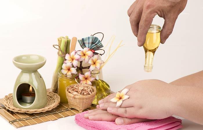 Benefits of Lemon grass oil