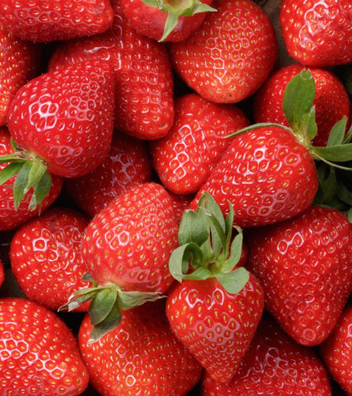 ஸ்ட்ராபெர்ரிகளின் சுவாரஸ்யமான ஊட்டச்சத்து நன்மைகள் – Benefits of Strawberry in Tamil