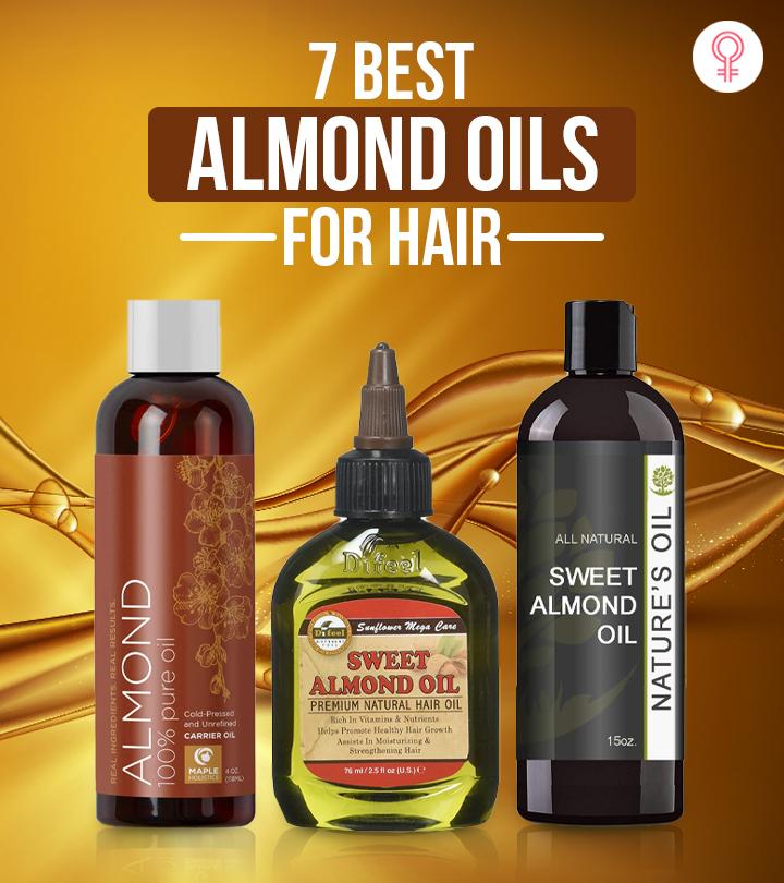 7 Best Almond Oils For Hair – 2020