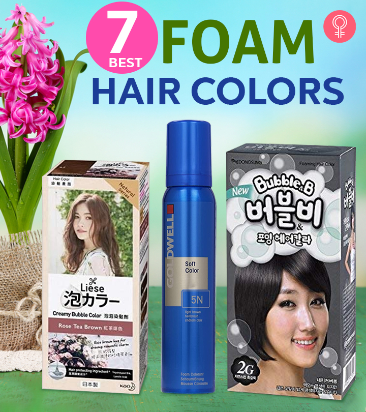 7 Best Foam Hair Colors – 2021