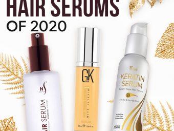 Best Hair Serums Of 2020