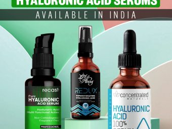 Best Hyaluronic Acid Serums Available In India