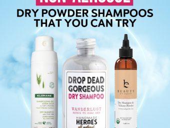 Best Non-Aerosol Dry Powder Shampoos
