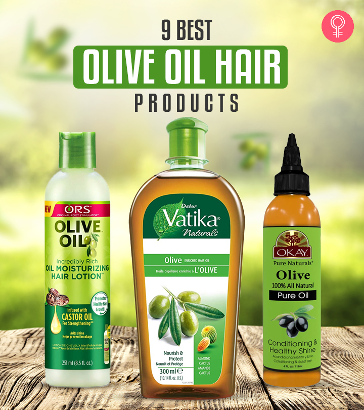 9 Best Olive Oil Hair Products Of 2020