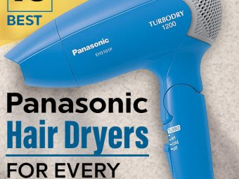 Best Panasonic Hair Dryers For Every Woman