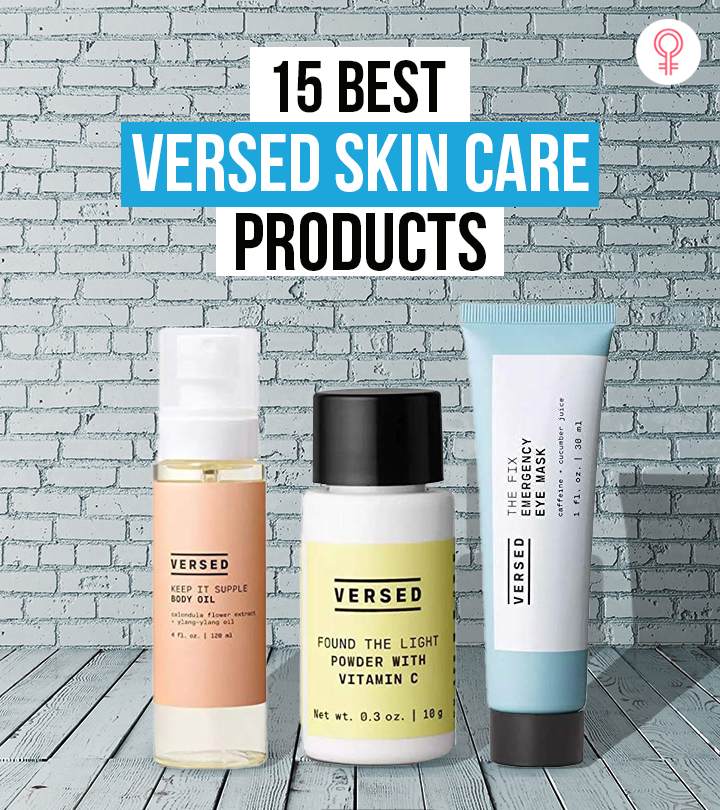 15 Best Versed Skin Care Products