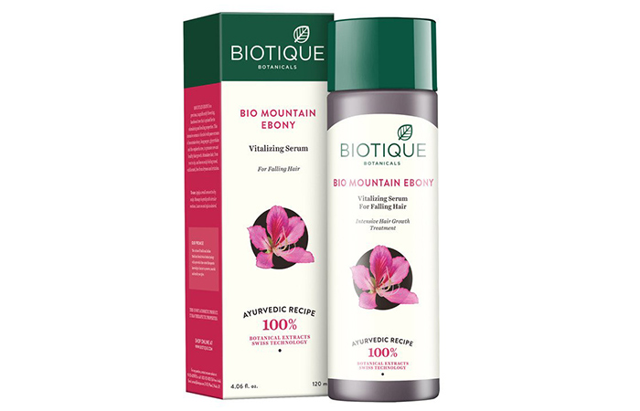 Biotique Bio Mountain Ebony Vitalizing Serum