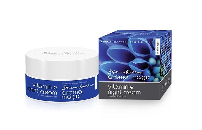Blossom Kochhar Aroma Magic Vitamin E Night Cream