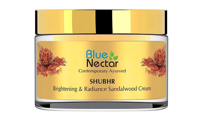 Blue Nectar SHUBR Brightening & Radiance Sandalwood Cream