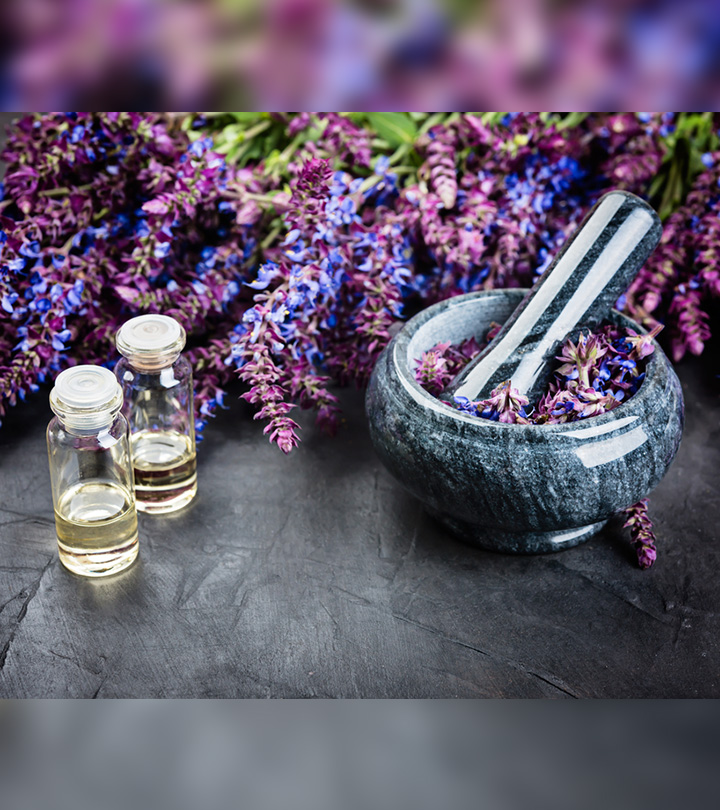 Clary Sage Oil Benefits and Side Effects in Hindi