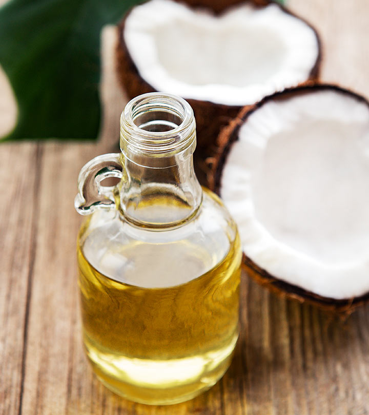 Coconut Oil For Dry Scalp: How To Use It?