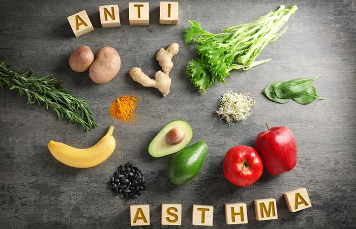 Diet Tips for Asthma in Tamil