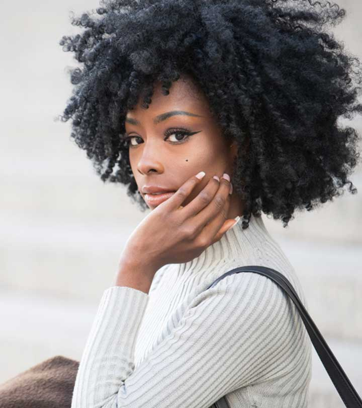 Easy Way To Get The Perfect Twist Out On 4C Natural Hair