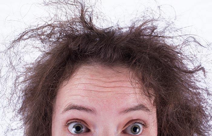 Types Of Frizzy Hair - Halo Frizz