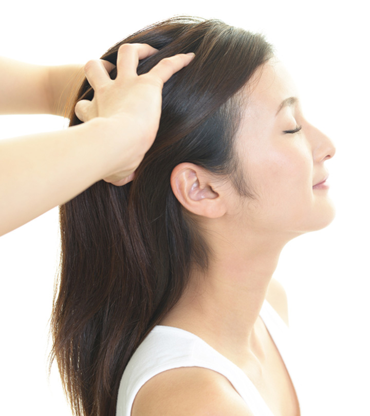 How Scalp Massage Helps With Hair Growth