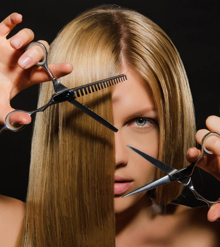 How To Thin Out Hair: Tried-And-Tested Home Hacks, Tips, And Hair Care Methods