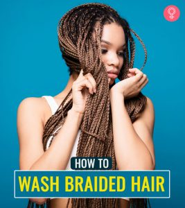 How To Wash Your Braids At Home